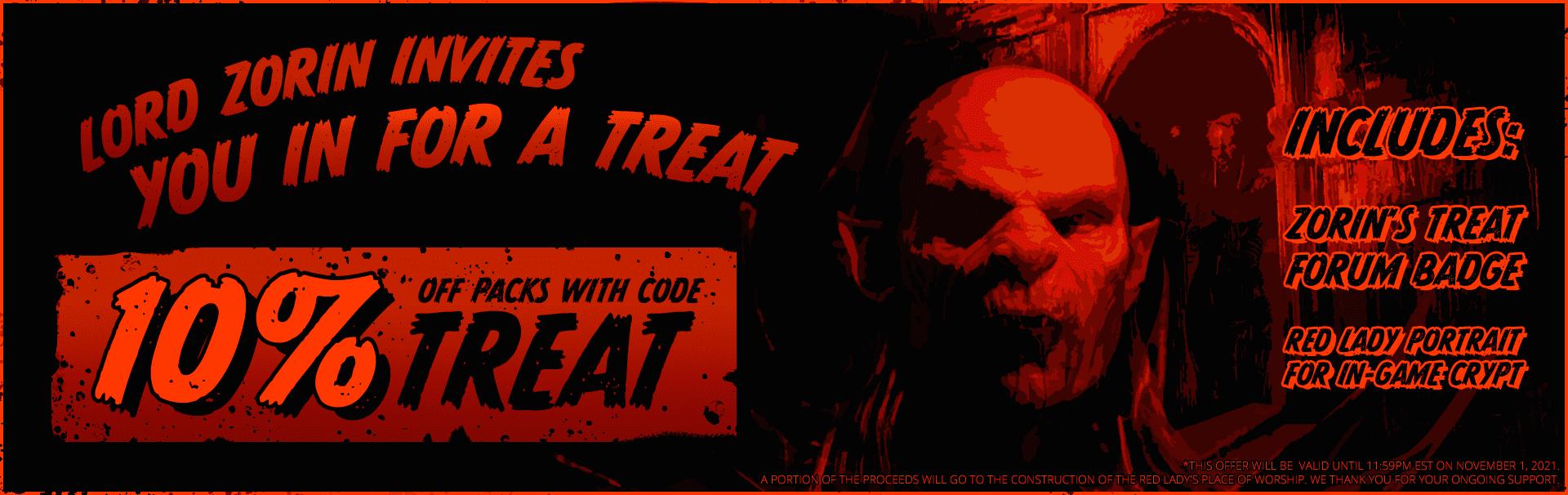 Code: TREAT